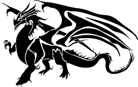 free vector graphic beast dragon flying monster free image