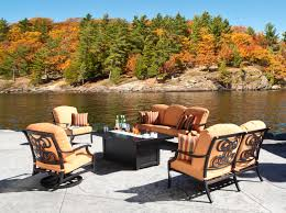 Outdoor Furniture Pensacola by How To Design Your Patio For The Change Of Seasons