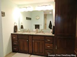 Small Vanity Lights Bathroom Vanity Ideas With Mirror For Small Master Cabinet Nice