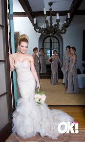 look toni gonzaga wears vera wang gemma a k a hilary duff - Hilary Duff Wedding Dress