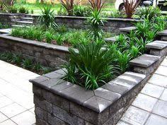 Front Garden Walls Ideas Small Garden Wall Designs