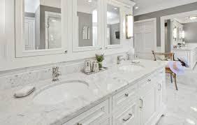 Marble Countertops Atlanta GA Elegant Veins Custom Cuts  Design - Carrera marble bathroom vanity