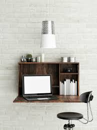 laptop desk for small spaces wall mounted desks and other space savers via brit co house