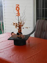 graduation table centerpieces ideas centros de mesa egresados mio pinterest graduation centerpiece