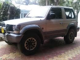 mitsubishi pajero 1998 lost in delhi with a mitsubishi pajero swb team bhp