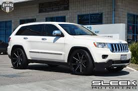 cherokee jeep 2016 white jeep grand cherokee push s109 gallery mht wheels inc