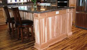 cabinet beautiful hickory cabinets design rustic kitchen