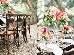 Coral Wedding Centerpiece Ideas by Southern California Wedding Ideas And Inspiration Pink And Coral