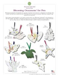 blooming remembrances and ornaments green burial products for