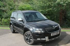 second hand skoda yeti outdoor 2 0 tdi scr 110ps se business