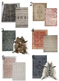 Can You Shoo An Area Rug Design Dilemma How To Coordinate Rugs Our Fifth House