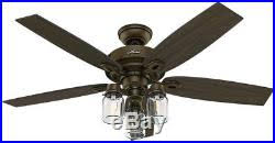 hunter crown canyon ceiling fan hunter crown canyon electric ceiling fan 52 inch indoor antique