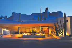 Frank Lloyd Wright Style Frank Lloyd Wright Style On The Sand Metrosource