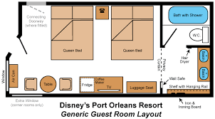 port orleans individual building floorplans