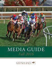jm lexus product specialist salary keeneland fall 2016 media guide by keeneland issuu