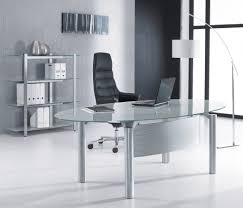 Decoration Ideas For Office Desk Home Office Glass Desks Chic On Small Home Decoration Ideas With
