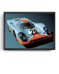 porsche 911 poster porsche art poster and photo prints simply petrol fine car art