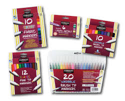 amazon com sargent art 22 1583 30 count washable fine tip marker