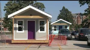 build homes and joppa join forces to build tiny homes for the homeless