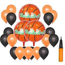 basketball party supplies basketball balloon bouquet each toys