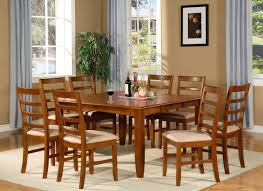 5 pc square dinette kitchen dining room table set 4 chairs 54x54