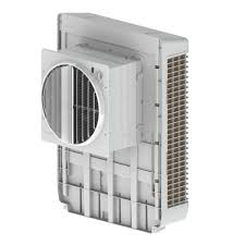 window air conditioner security bonaire durango 5 900 cfm 3 speed window evaporative cooler