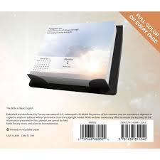 bible verses 2018 desk calendar 9781438851242 calendars