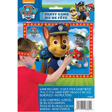 paw patrol party game 16 walmart