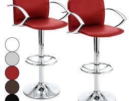 Ikea Chaise En Bois by Chaise Impressionnant Chaise De Bar Rouge Henriksdal Tabouret De