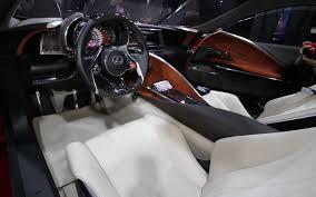lexus lf lc vision gt lexus lf lc concept 2012 detroit auto show motor trend
