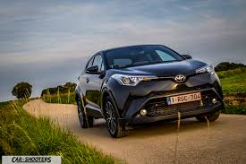 crossover toyota toyota c hr an interesting crossover road test