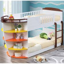 ACME Furniture Neptune Twin Over Twin Bunk Bed With Storage - Twin over twin bunk beds