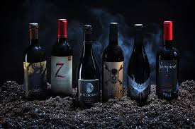 halloween party alcoholic drinks 6 wines for your halloween party chicago tribune
