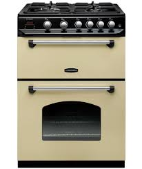 buy rangemaster classic double gas cooker cream at argos co uk
