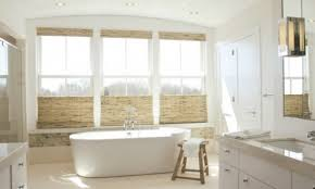 Curtain Ideas For Bathroom Windows Bathroom Window Dressing Ideas 10 Modern Bathroom Window