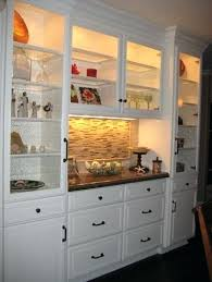 dining room cabinet ideas built in china cabinet designs best built in hutch ideas on built