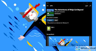 themes download for pc windows 10 download this new stylish ninja cat theme on your windows 10 pc