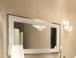Illuminated Bathroom Wall Mirror - lighted bathroom vanity mirrors side lighted led bath vanity