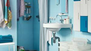Bathroom Paint Ideas by Red Bathroom Paint Ideas Bathroom Having Round Glass Mirror Floor