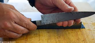 where can i get my kitchen knives sharpened knife sharpening techniques for a razor sharp edge