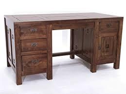 bureaux bois massif bureau en teck secrétaire mobilier en teck ou autre bois