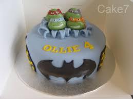 20 best ninja turtles batman cake ideas images on pinterest 5th