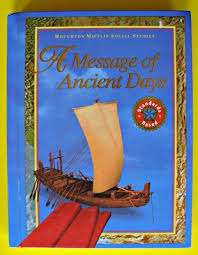 message of ancient days social studies textbook book world history