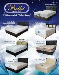 Ranjang Procella kasur bed no 2 surabaya harga murah no 1