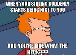 Funny Sibling Memes - memes about siblings for national sibling day that are super relatable