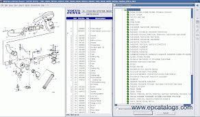 volvo penta 2011 spare parts catalog heavy technics repair