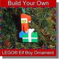 one of lego u0027s 2015 holiday items is a lego holiday ornament with