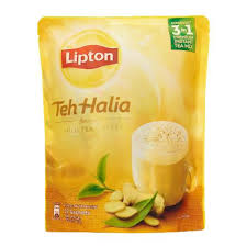 Teh Lipton lipton teh halia flavour milk tea latte 21g from redmart