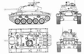 Free Blueprints M24 Chaffee Blueprint Download Free Blueprint For 3d Modeling