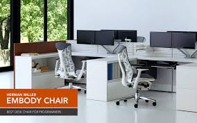 best office desk chair best desk chairs for programmers office designs blog